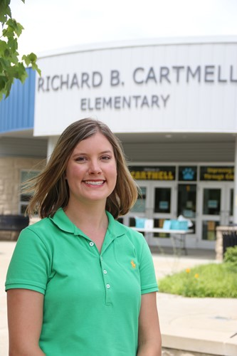 Boothby selected as next Cartmell principal