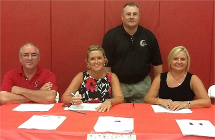 Cartmell Administrative Team